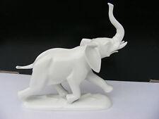 Rosenthal art deco porcellana personaggio ELEFANTE porcelain personaggio Gerhard Schliepstein