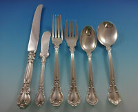 Chantilly by Gorham Sterling Silver Flatware Set Service 38 Pieces