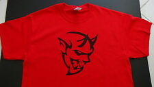Dodge Demon T-Shirt 707 srt 392 nos hemi 426 Aar Cuda Plymouth Mopar Hellcat