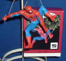 Hallmark Ornament Marvel Comics Spider-Man 1996 Peter Parker as Spidey NIB