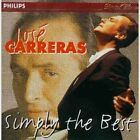 Jose Carreras Simply the Best PHILIPS CD 1988