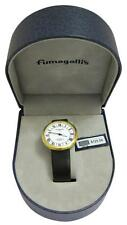 NEW $125 Fumagalli's Stainless Steel Water Resistant Watch Made in Japan NWT