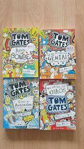 Tom Gates / Bücherpaket TOP