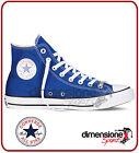 ALL STAR BAMBINO scarpe alte TG 30 US 12,5 351168c blue royal CONVERSE BAMBINI