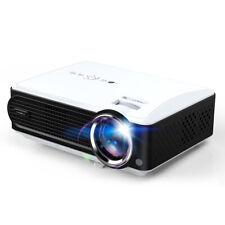 3D Portable Projector 1080P 7000Lumen Multimedia Player Vga Hdtv Usb Home Cinema