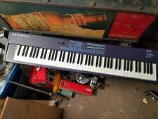 Kurzweil Model Sp88 Stage Piano Keyboard Nice!