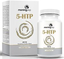 5-HTP Supplement 120 count (High Dosage) Of 200mg Per Caps with Vitamin B6 ad...