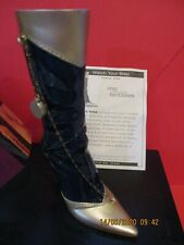 Just The Right Shoe Watch Your Step Mnib With Coa