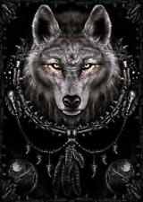 SPIRAL COLLECTION POSTER WOLF DREAMS