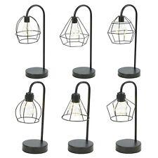 Batterie DEL Lampe de bureau lumière de chevet Lanterne Maison Bureau Lecture Aide