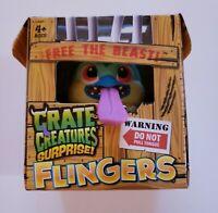 CRATE CREATURES Surprise Flingers Cappa Toy - NEW (T8)