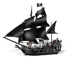 THE LEGO DISNEY PIRATES OF THE CARIBBEAN #4184 The Black Pearl Set 804 PCS MISB