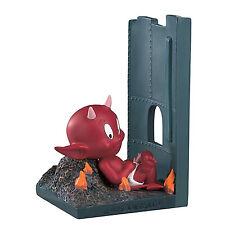 Extremely Rare! Hot Stuff Demons & Merveilles Figurine Statue Bookends Set