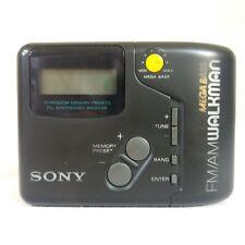 SONY FM/AM Walkman Mega bass SRF M45