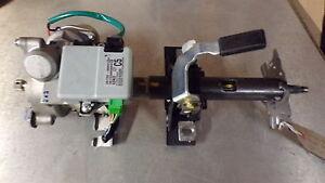 11544 D7 09-15 SUZUKI ALTO SZ4 ELECTRIC POWER STEERING PUMP WITH ECU AND COLUMN