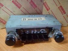 Toyota Land Cruiser FJ40 FJ55 AM FM Stereo Radio Receiver 12v (w/o cover)