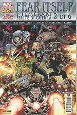 Fear Itself: I Temerari - Ferite di Guerra N° 2 - Marvel World 10 - NUOVO