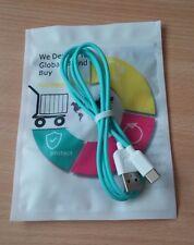 USAMS USB tipo - 2 A CARICA VELOCE C & Cavo Di Sincronizzazione Dati Per Samsung LG HTC-NUOVO
