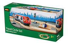 BRIO 33511 Travel Circle Set - Railway Sets Age 3-5 years / 15 pcs New in Box