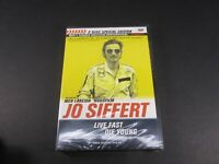 Jo Siffert: Live Fast - Die Young NEW PAL Arthouse DVD **READ** Racing Classic