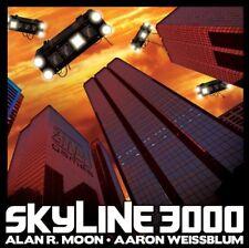 Skyline 3000 Board Game - Z-Man Games - Alan Moon (NEW SEALED)