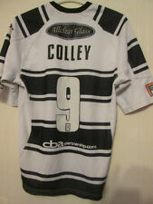 Hull FC 2005 Home Rugby League Shirt Colley 9 Adult Medium /35281
