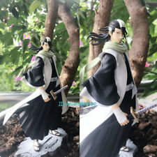 BLEACH Kuchiki Byakuya Figurine Statue Painted Model Collection Garage Kit GK
