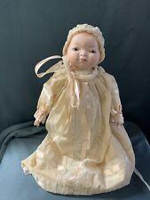 Vintage Grace Putnam By Lo Doll Bisque Cloth