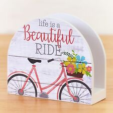 Napkin Holder for Farmhouse Kitchen Table – Life is a Beautiful Ride