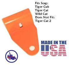 Scag Tiger Cub,Tiger Cat & Wild Cat Zero Turn Mower Trailer Hitch Lawn Mower