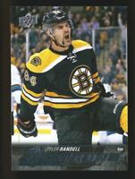 TYLER RANDELL YOUNG GUNS ROOKIE CARD RC BOSTON BRUINS FREE S/H