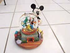 Disney 100 Years of Magic Snow Globe There's A Great Big Beautiful Tomorrow