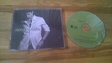 CD Pop Enrique Iglesias - Maybe (2 Song) Promo INTERSCOPE sc