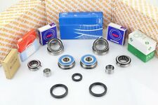 AUDI SEAT SKODA VW 6 SPEED 0AJ GEARBOX GENUINE BEARING & SEAL REBUILD REPAIR KIT