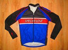 Specialized  Men's Full Zip Sport Cyclinc Bike Jacket SIZE : L