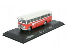 Ikarus Bus Collection Atlas 1/72 Ikarus 311 Rosso 1960 Modellino