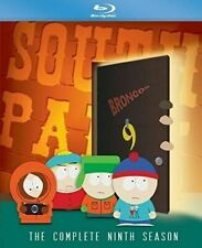 South Park: The Complete Ninth Season Blu-ray , DVDs
