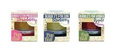 Popaball Bubble Tea Party Pack Of 3 Bursting Bubbles For Gin, Vodka & Prosecco