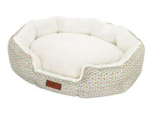 Cath Kidston Cosy Bed,CKP09 IGLO PET BED Provence Rose Print - RRP £45