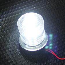 Marine Boat Yacht Navigation Anchor Lights All Round 360° White LED 12V