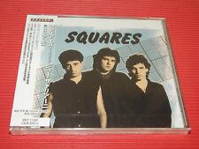 2019 SQUARES SQUARES JOE SATRIANI  JAPAN CD