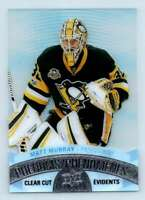 2017-18 Upper Deck Tim Hortons Clear Cut Phenoms Matt Murray #CCP12