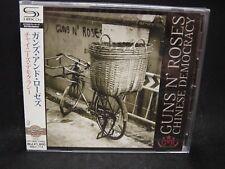 GUNS N' ROSES Chinese Democracy JAPAN SHM CD L.A.Guns Sebastian Bach Buckethead