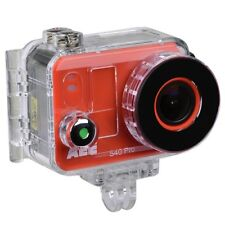 AEE S40 Pro 1080p Action Camera 16MP Photo Capture Waterproof Housing - Red