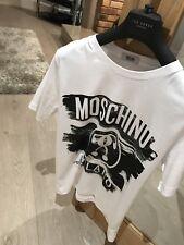 MOSCHINO T SHIRT-MEDIUM