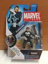2008 Hasbro Marvel Universe Series 1 # 004 Punisher Action Figure NOC