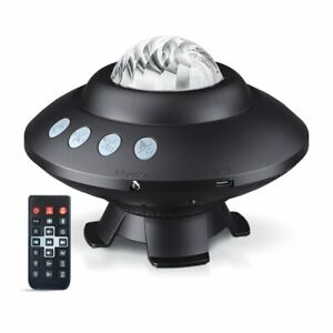 Aurora Starry Sky Projector Night Light for Home Bedroom Decor Party Light