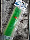 "Vintage Hot Spot  11""- Green Splatter #188 --great unused"