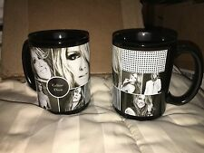 Celine Dion Large Photo Collage Ceramic Mug New Item Cup Glass Rare