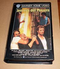 VHS - Jenseits der Mauern - Action 1984 - Videofilm - Videokassette